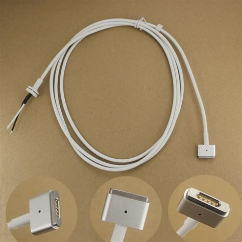 New Macbook Pro Air Charger Cables 45w 60w 85w Kabel Magsafe L Sharp apple macbook air pro 45w 60w 85w ac power adapter dc