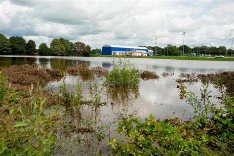 severe east ayrshire flooding  spark emergency