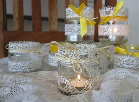 Hochzeitsdeko Kerzen by Hochzeitsdeko Teelichtgl 228 Ser Ekulele Familienleben