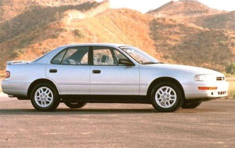 how petrol cars work 1996 toyota camry lane departure warning maintenance schedule for 1993 toyota camry openbay