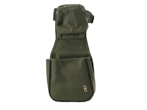 bob allen duplex shotgun shell pouch hull bag shell