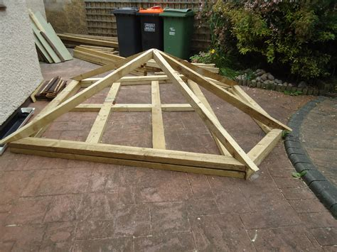 roofing a house summer house build overclockers uk forums