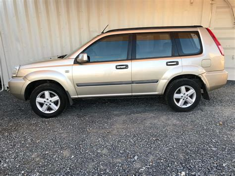 cheap nissan cars cheap cars nissan xtrail gold 2006 for sale 4 used