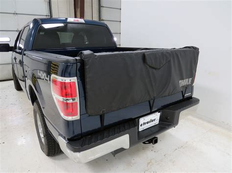 Thule Tailgate Bike Rack by Ford F 150 Thule Gate Mate Tailgate Pad And Bike Rack For
