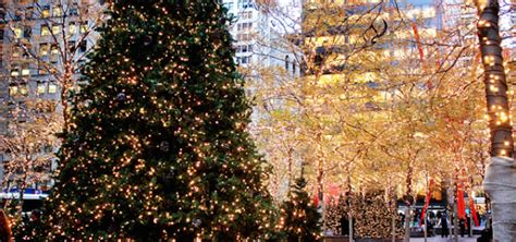 manhattan living 183 best christmas trees in nyc manhattan