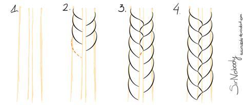how to do doodle braids braids tutorial part 1 by darksirnobody on deviantart