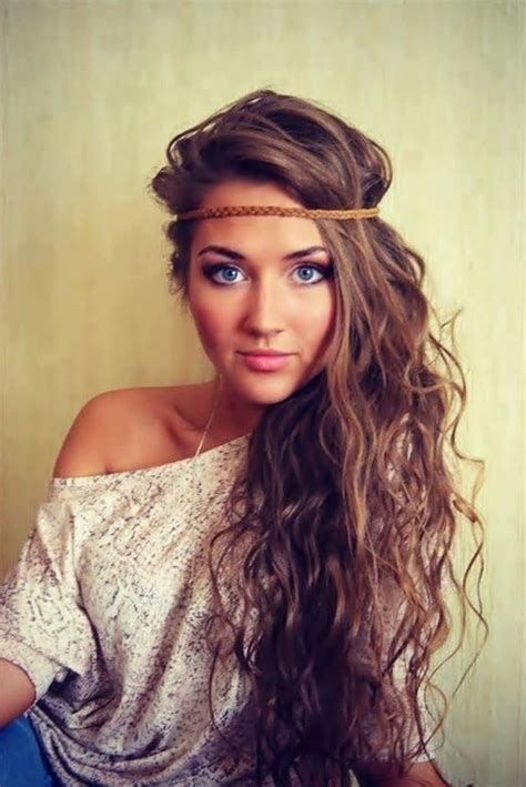 hippies hairstyles 40 adorable hippie hairstyles to make you look cool