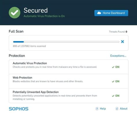 sophos antivirus full version free download sophos home security free download