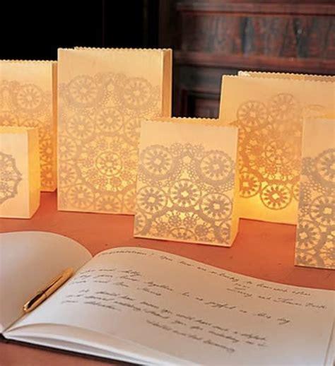 How To Make Paper Bag Luminaries - make lanterns luminaries 20 diy a of rainbow