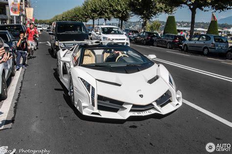 Lamborghini Roadster Veneno by Lamborghini Veneno Roadster 5 Fvrier 2016 Autogespot