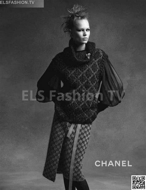 chanel fwt 2016 models ewers lindsay uikson els fashion tv