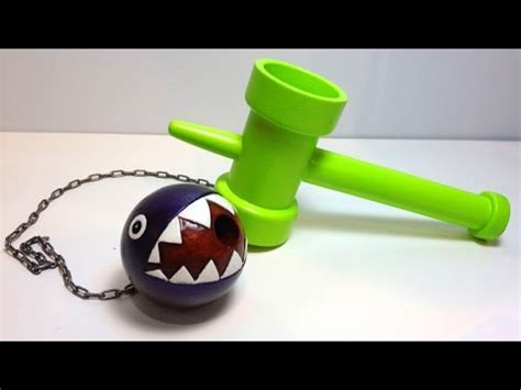How To Make A Paper Kendama - how to make a mario chain chomp kendama kendama