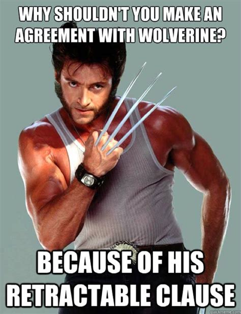 Wolverine Meme - wolverine memes