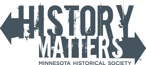 Mn Historical Society Records History Matters Logos Minnesota Historical Society