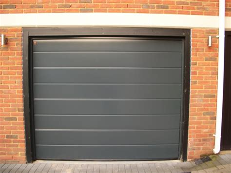 Hormann Sectional Garage Doors Reviews 2 hormann sectional doors fitted in oxshott surrey
