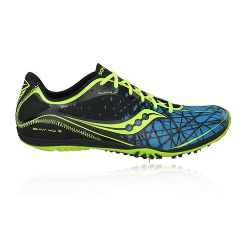 cross country running shoes saucony shay xc 3 cross country running spikes 38