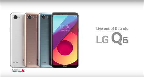 Rugged Watch Lg Announces Its Q6 Q6 And Q6a Smartphones Neowin