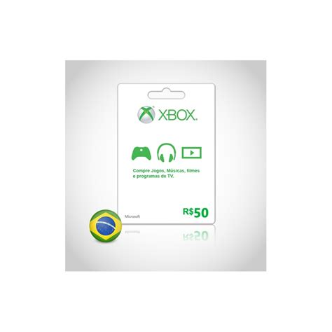 Can You Buy Xbox Live With Xbox Gift Card - gift card xbox live brazil