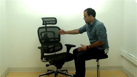 Medicine Office Chair by Eurotech Ergohuman Ergonomic Mesh Office Chair With