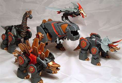 Inferno The Drone Wars animated dinobots by spurt on deviantart