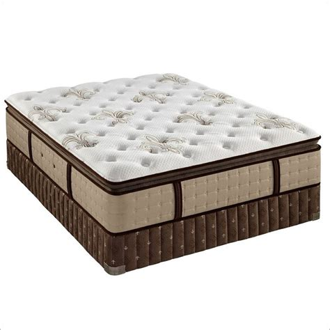Stearns And Foster Mattress Stearns And Foster Megan Pillow Top Luxury Plush