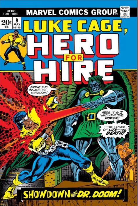 rory s heroes for hire volume 13 books 7 luke cage stories you should read how to comics