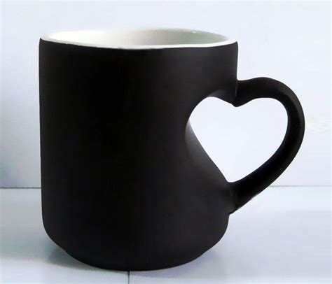 heart shaped mug heart shaped handle coffee mug