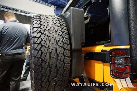 Jeep Wrangler Unlimited Fuel Tank Size 2015 Sema Titan Fuel Tanks Jeep Jk Wrangler Unlimited