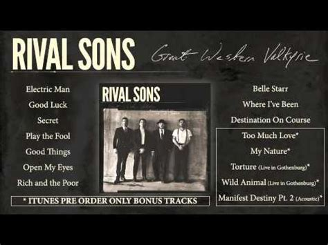 rival sons reinvigorating rock n roll s roguish charm