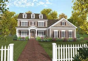Two Story House Plans With Front Porch by Front Porch Designs Two Story Houses House Design Ideas