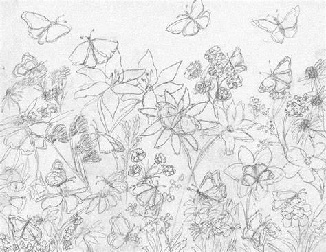 coloring pages butterfly garden atlanta king taylor memorial fund coloring pages