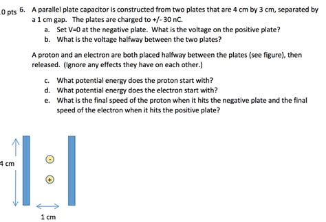 a parallel plate capacitor is constructed using three dielectric materials a parallel plate capacitor is constructed from two chegg