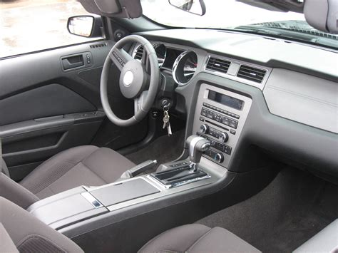 2011 Mustang Gt Interior by 2011 Ford Mustang Pictures Cargurus