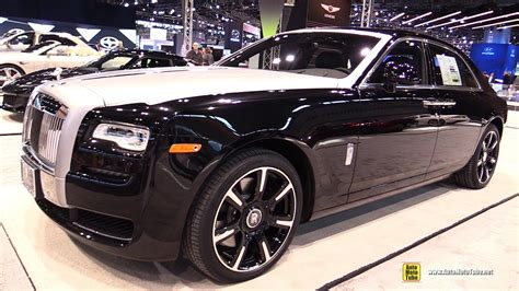 rolls royce 2016 interior 2016 rolls royce ghost exterior and interior walkaround
