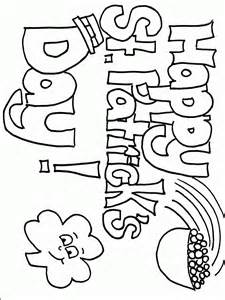 st s day coloring pages top 10 st patricks day coloring pages for