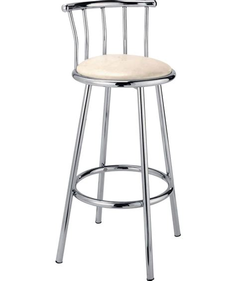 Argos Folding Bar Stools by Buy Gemini Leather Effect Bar Stool At Argos Co Uk