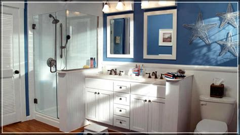 nautical bathroom ideas cool nautical bathroom decor inspirations for more attractive look home design ideas plans