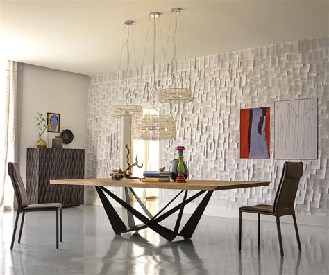 cattelan italia skorpio wood dining tables from cattelan italia architonic