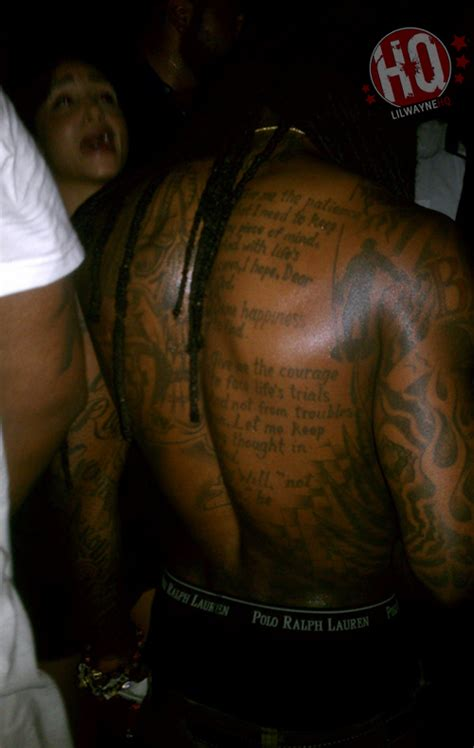 lil wayne cross tattoo tattoos update zentrader