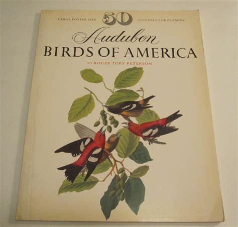 Audubon Birds Of America Coffee Table Book