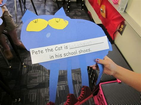 pete the cat rocking in my school shoes about what other