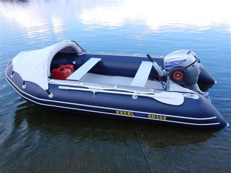 sun marine inflatable boats excel volante sd360 inflatable boat