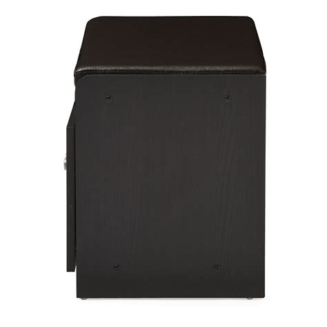 baxton studio margaret modern and contemporary brown