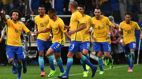 world cup brazil book world cup berth as argentina collapse sport