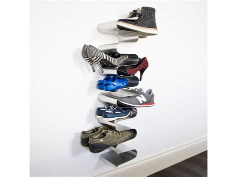 best 25 wall mounted shoe rack ideas on pinterest wall decorating best furniutre ideas with white metal wire