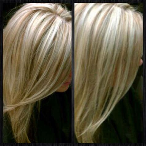 how to put honey lowlights in blonde hair platinum blonde hair with butterscotch lowlights platinum