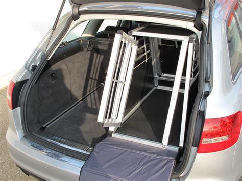 Hundebox Für Audi A4 Avant by N40 Hundetransportb Ox Hundebox Aluminium Transportbox