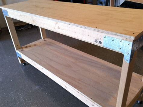 Diy Workbenches Decorating Your Small Space Building Plans Workbench
