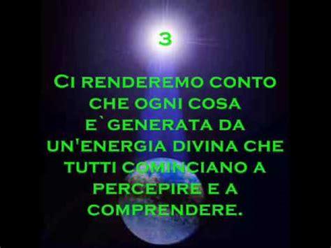 profezia di celestino illuminazioni le dieci illuminazioni della profezia di celestino larole