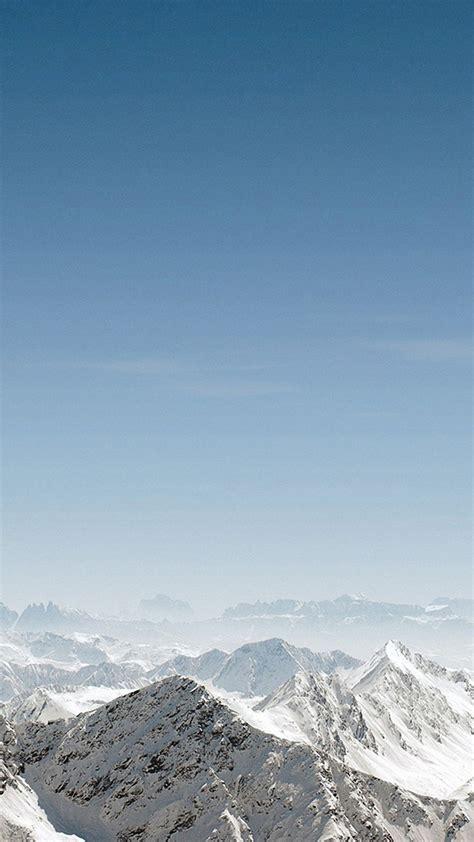 nice snow mountain iphone  wallpapers hd